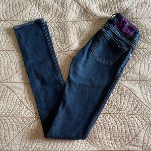 NWOT DVB Victoria Beckham Slim Straight Jeans